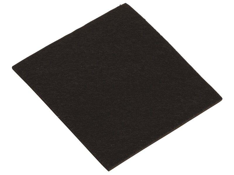 obi filzgleiter selbstklebend 9 st ck 25 mm x 25 mm kaufen bei obi. Black Bedroom Furniture Sets. Home Design Ideas