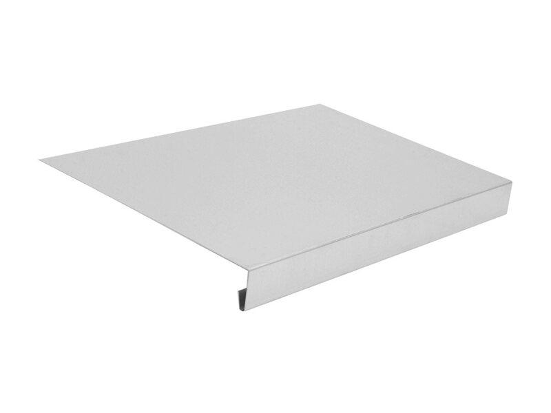 tropfkante zuschnitt 250 mm x 1000 mm alu natur kaufen bei obi. Black Bedroom Furniture Sets. Home Design Ideas