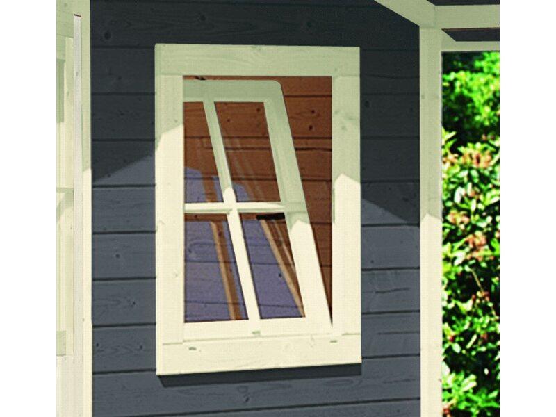 Einfache Holzfenster FüR Gartenhaus ZL75 – Hitoiro