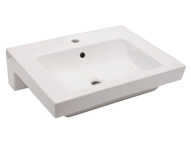 villeroy boch waschbecken 60 cm artic wei kaufen bei obi. Black Bedroom Furniture Sets. Home Design Ideas