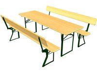 bierzeltgarnitur online kaufen bei obi. Black Bedroom Furniture Sets. Home Design Ideas