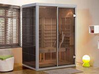 infrarotkabine online kaufen bei obi. Black Bedroom Furniture Sets. Home Design Ideas