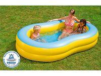 Swimming pool online kaufen bei obi for Stahlwandbecken obi