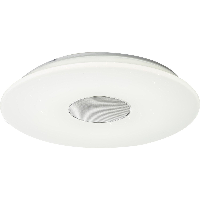 Globo LED Deckenleuchte NICOLE Weiß EEK: A