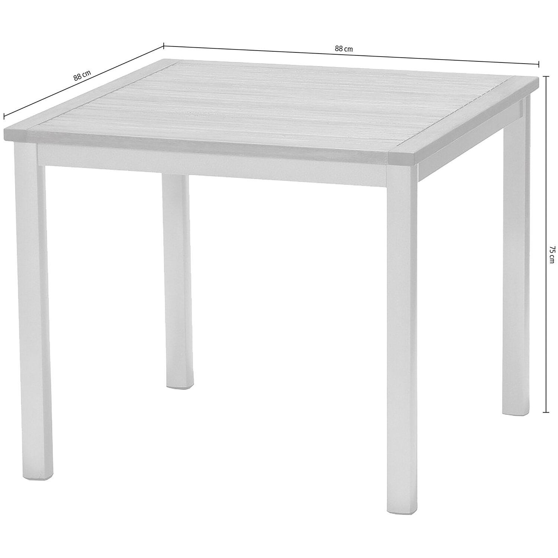 OBI Tisch Barrie 88 x 88 cm kaufen bei OBI