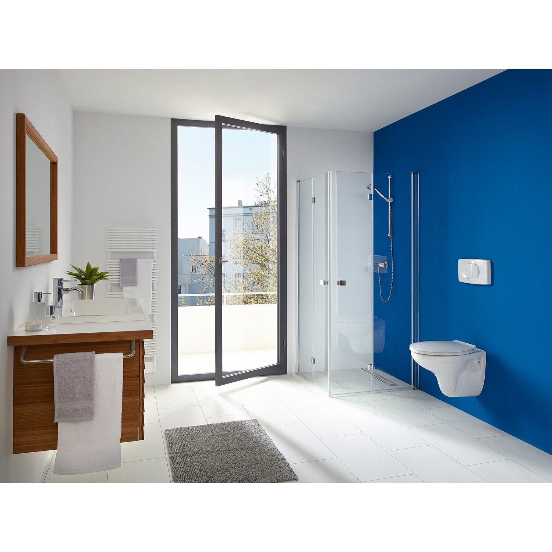 obi falt eckdusche ruga verchromt kaufen bei obi. Black Bedroom Furniture Sets. Home Design Ideas