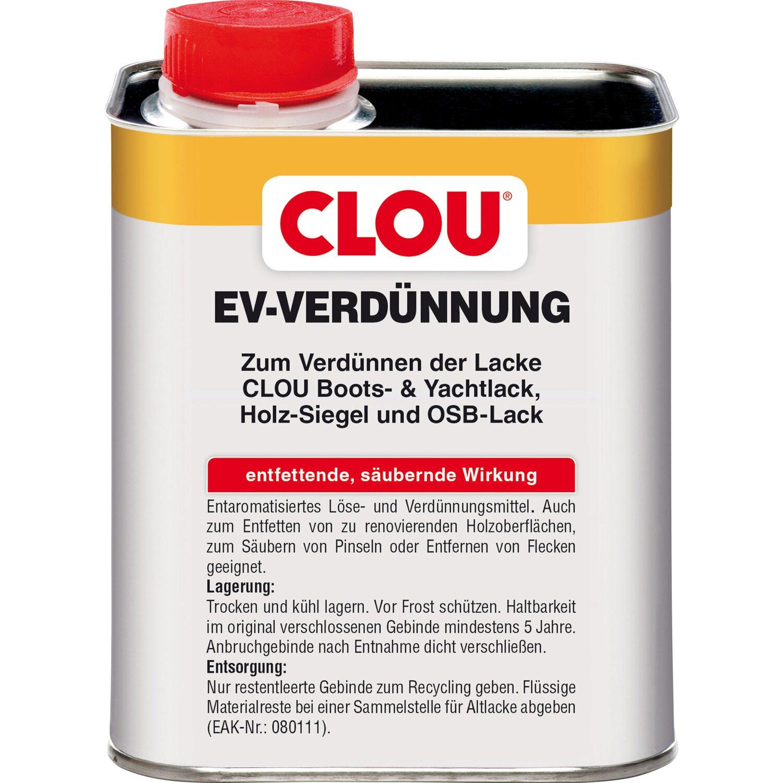 CLOU Clou EV Verdünnung 750 ml