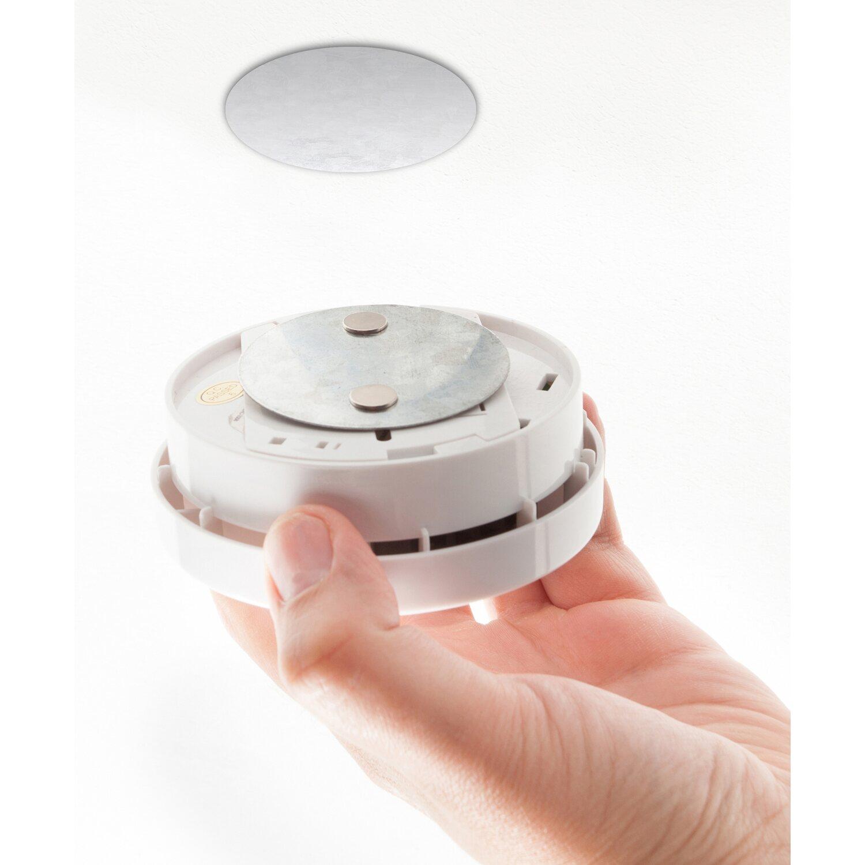 Gut bekannt Magnetpad für Rauchmelder 7 cm x 7 cm x 0,5 cm kaufen bei OBI WJ59