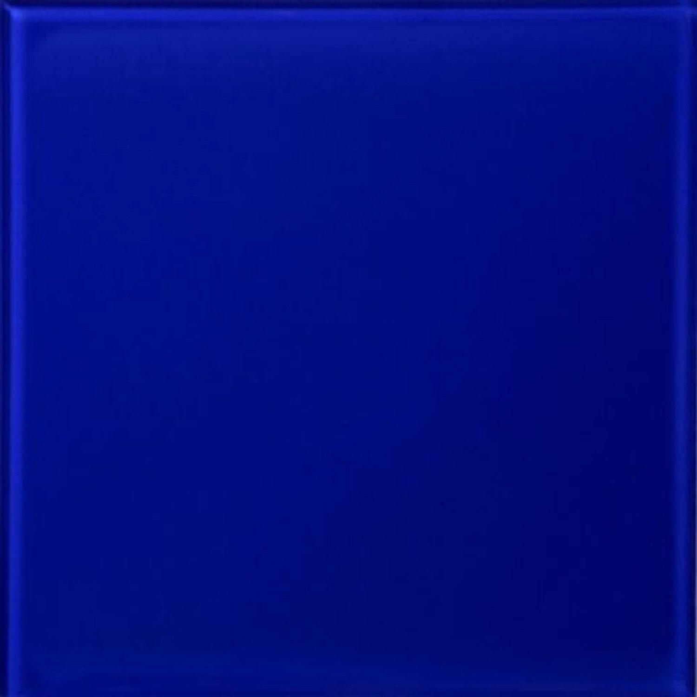 Blaue Fliesen: Wandfliese Glas Glossy Blau 15 Cm X 15 Cm Kaufen Bei OBI