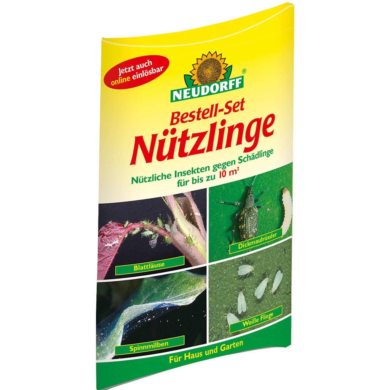 Neudorff Nützlinge gegen Schadinsekten Bestell-Set