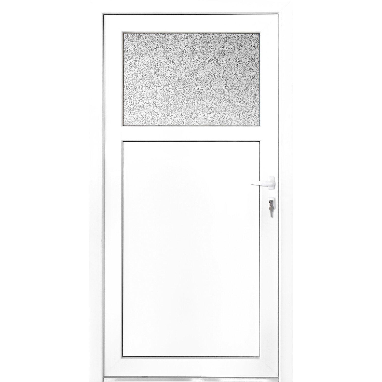 Kunststoff-Nebeneingangstür 98 cm x 198 cm K501...