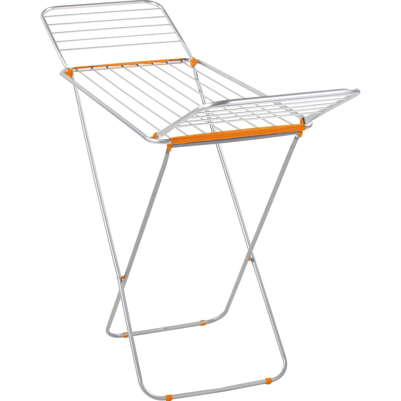leifheit w schest nder siena 180 aluminium orange kaufen. Black Bedroom Furniture Sets. Home Design Ideas