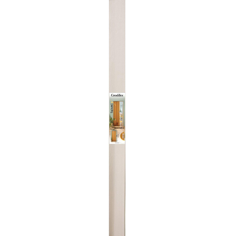 Sonstige Zusatzlamelle für Falttür Spacy Esche Weiß 145 cm x 205 cm