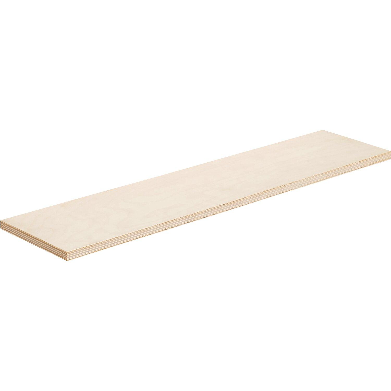 OBI Wandregal Weiß 79,5 cm x 19,5 cm kaufen bei OBI