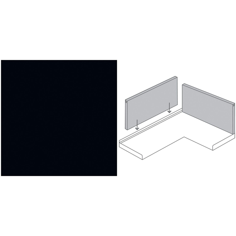 Küchenrückwand Obi küchenrückwand 296 cm x 58 5 cm schwarz a1md kaufen bei obi