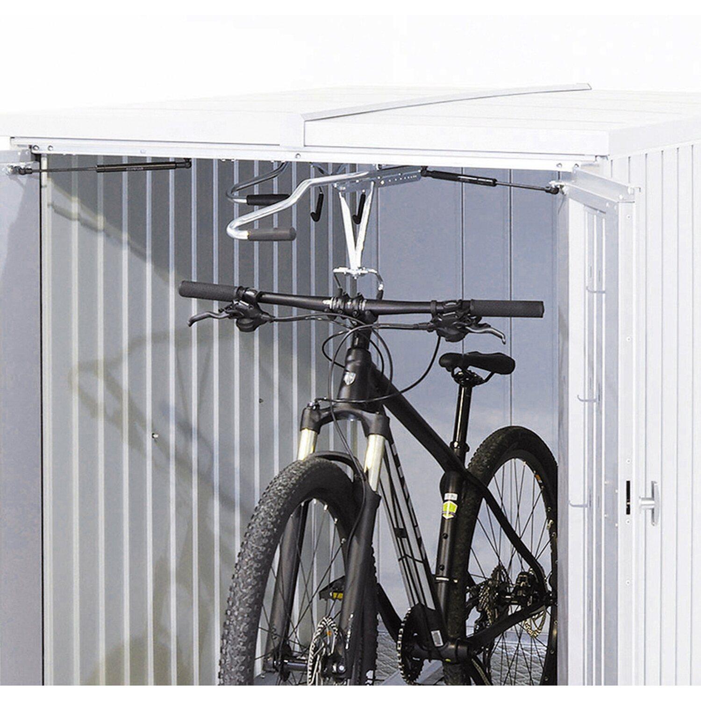 biohort fahrrad h ngeschiene f r minigarage kaufen bei obi. Black Bedroom Furniture Sets. Home Design Ideas