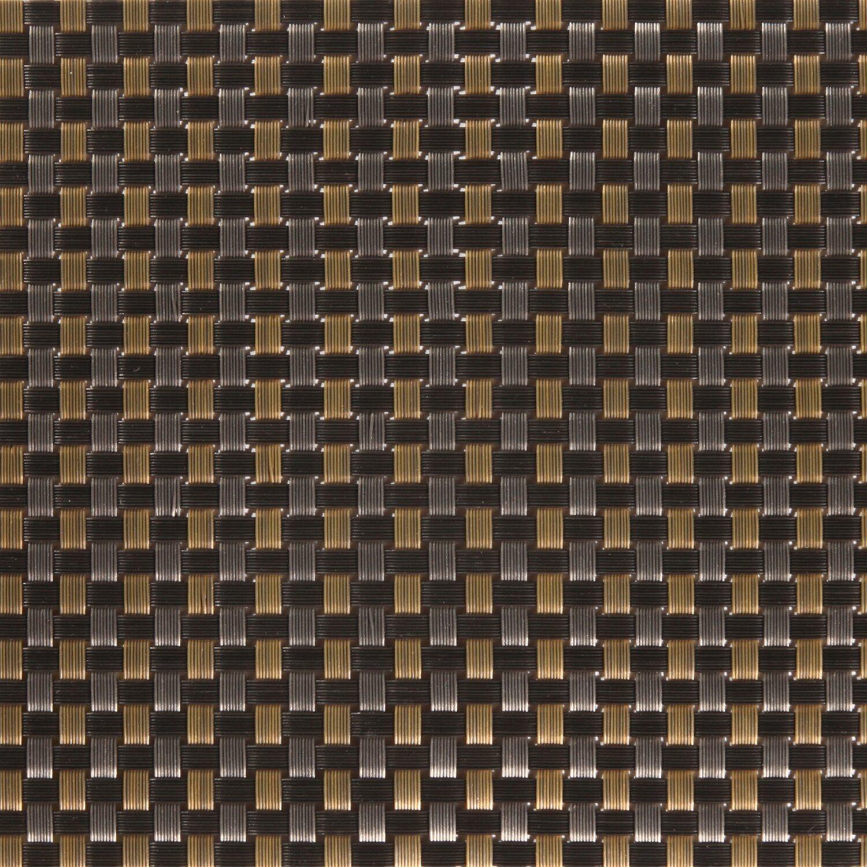 Pvc Sichtschutzstreifen Goldbraun Hohe 19 Cm Lange 200 Cm 5