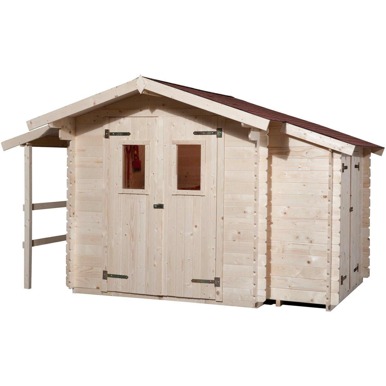 Aufbauanleitung Gartenhaus Obi