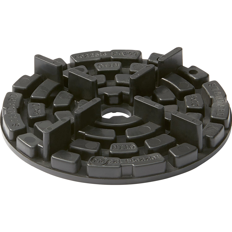 KANN Plattenlager für Betonplatten 4 mm Fuge nicht höhenverstellbar Stelzlager