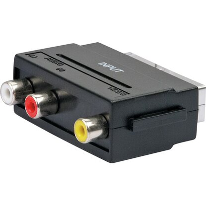 Schwaiger Audio/Video Adapter