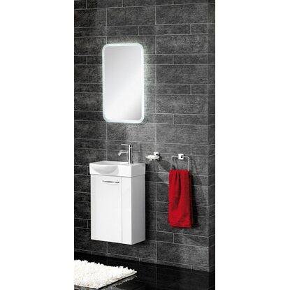 fackelmann waschbeckenunterschrank g ste wc sceno wei kaufen bei obi. Black Bedroom Furniture Sets. Home Design Ideas