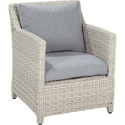 lounge sessel springside polyrattan naturgrau kaufen bei obi