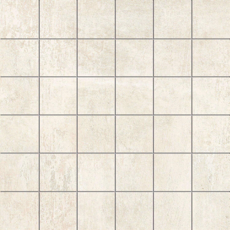 feinsteinzeug mosaik energy creme matt kaufen bei obi. Black Bedroom Furniture Sets. Home Design Ideas