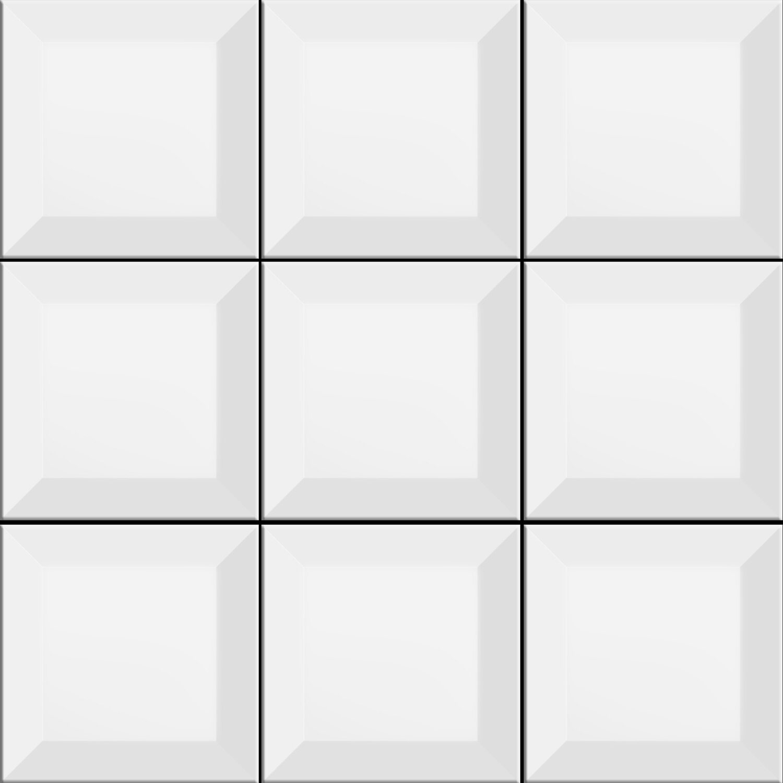 Metro Fliesen Obi: Miniworx Metro Mosaik Weiß Glänzend 29,7 Cm X 29,7 Cm