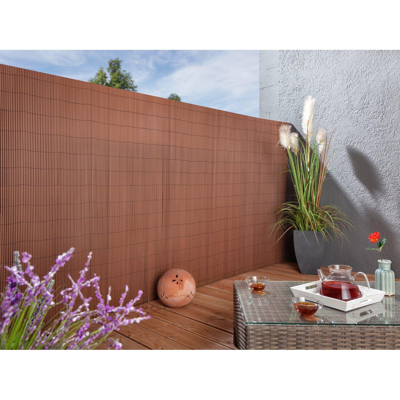 Floraworld Kunststoff Matte Premium Braun Kaufen Bei Obi