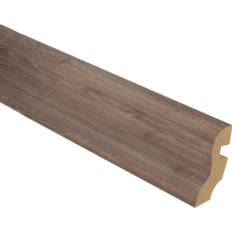 elesgo profilsockelleiste eiche silber 40 mm x 20 mm l nge 2600 mm kaufen bei obi. Black Bedroom Furniture Sets. Home Design Ideas