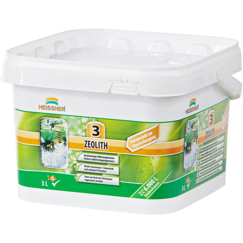 Heissner Teichpflegemittel Zeolith 3 kg