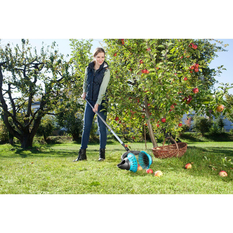 gardena combisystem roll-, apfel- und obstsammler mit