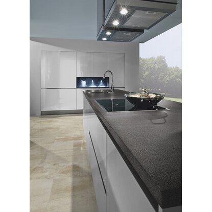 cpl arbeitsplatte 280 cm x 60 cm x 2 8 cm torreano anthrazit kaufen bei obi. Black Bedroom Furniture Sets. Home Design Ideas