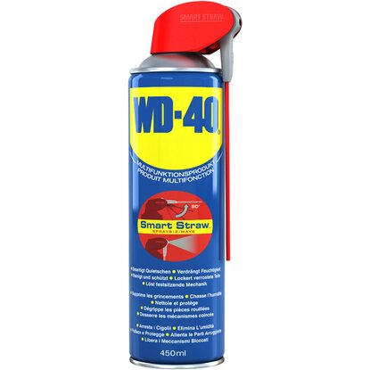 WD-40 Multifunktions-Öl Smart Straw 450 ml