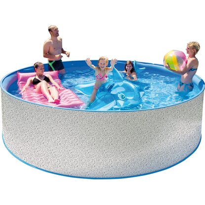 Pool-Set New Splasher Secure ca. Ø 350 x 90 cm