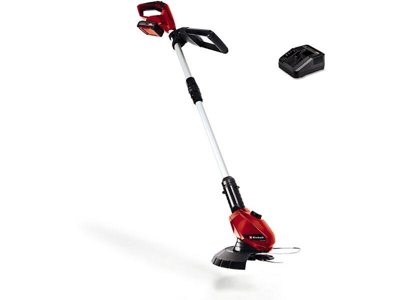 einhell akku rasentrimmer ge ct 18 li kit power x change kaufen bei obi. Black Bedroom Furniture Sets. Home Design Ideas