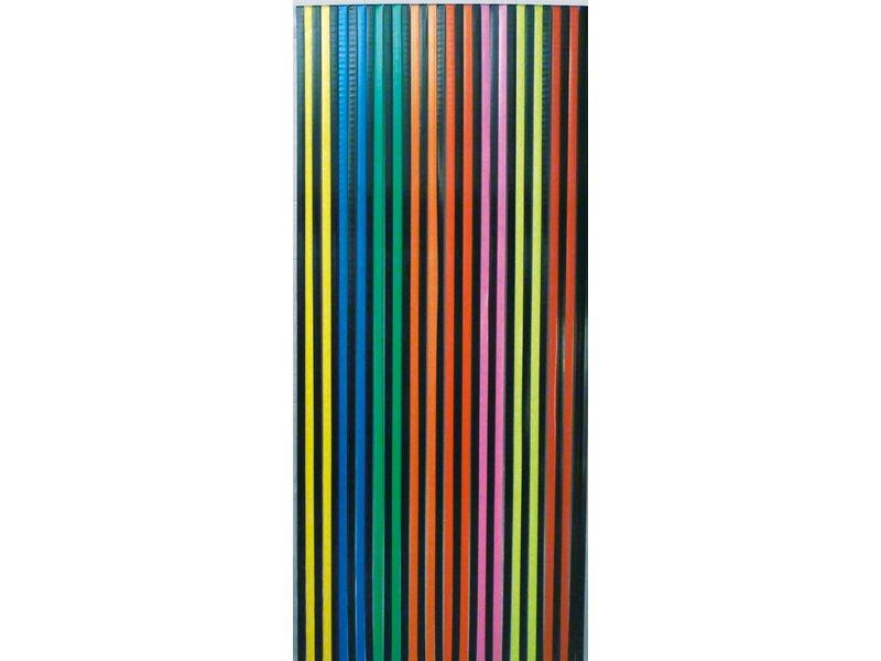 streifenvorhang multicolor  cm   cm kaufen bei obi
