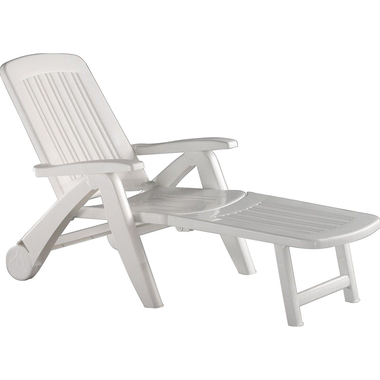 gartenliege wei kaufen bei obi. Black Bedroom Furniture Sets. Home Design Ideas