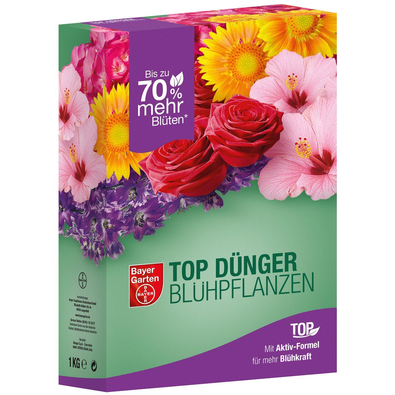 bayer garten top d nger bl hpflanzen 1 kg kaufen bei obi. Black Bedroom Furniture Sets. Home Design Ideas