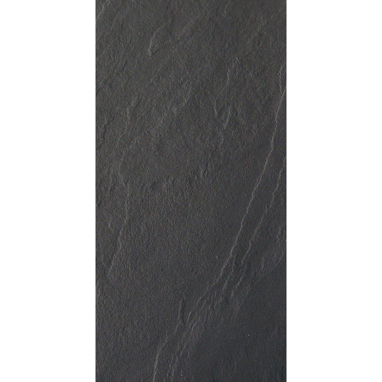 Sonstige Feinsteinzeug Terra Nero 30,2 cm x 60,4 cm