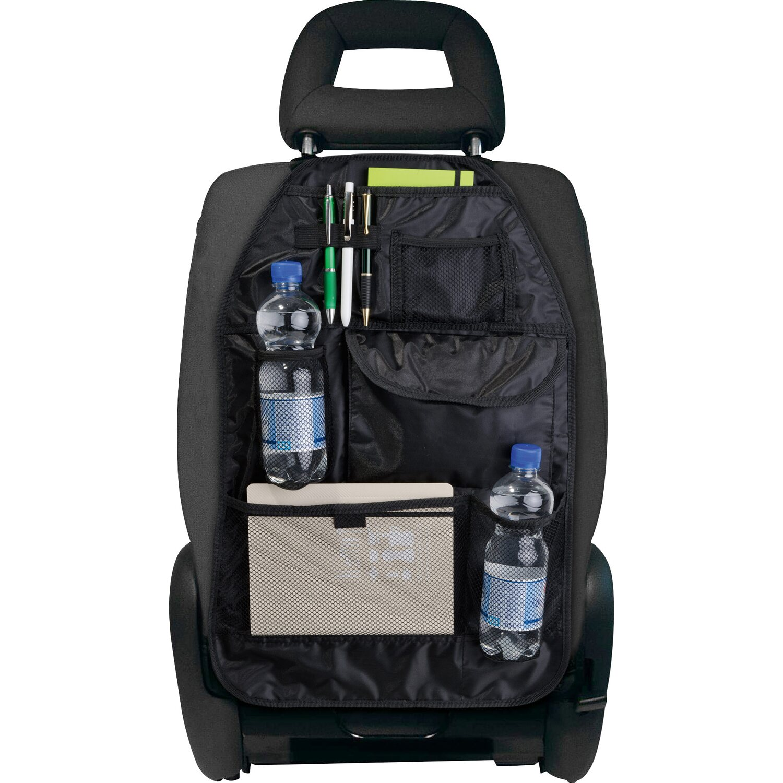 OBI Rücksitztasche Schwarz