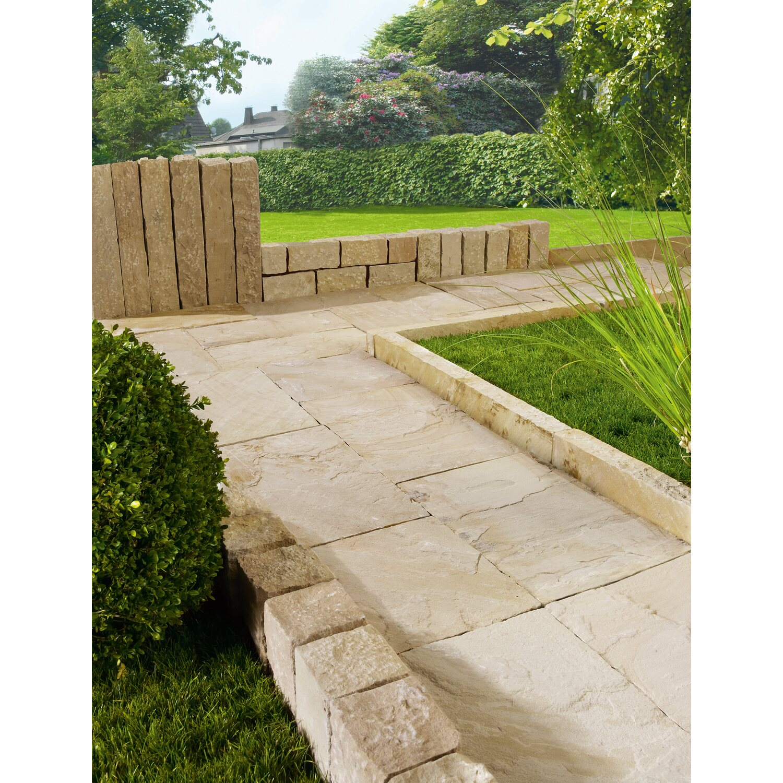 gehwegplatten naturstein terrassenplatten naturstein online kaufen bei obi. Black Bedroom Furniture Sets. Home Design Ideas