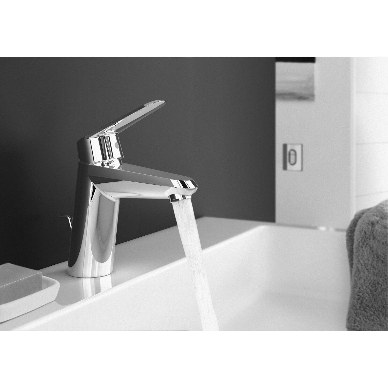 grohe einhebelmischer-waschbeckenarmatur eurodisc c chrom kaufen bei obi