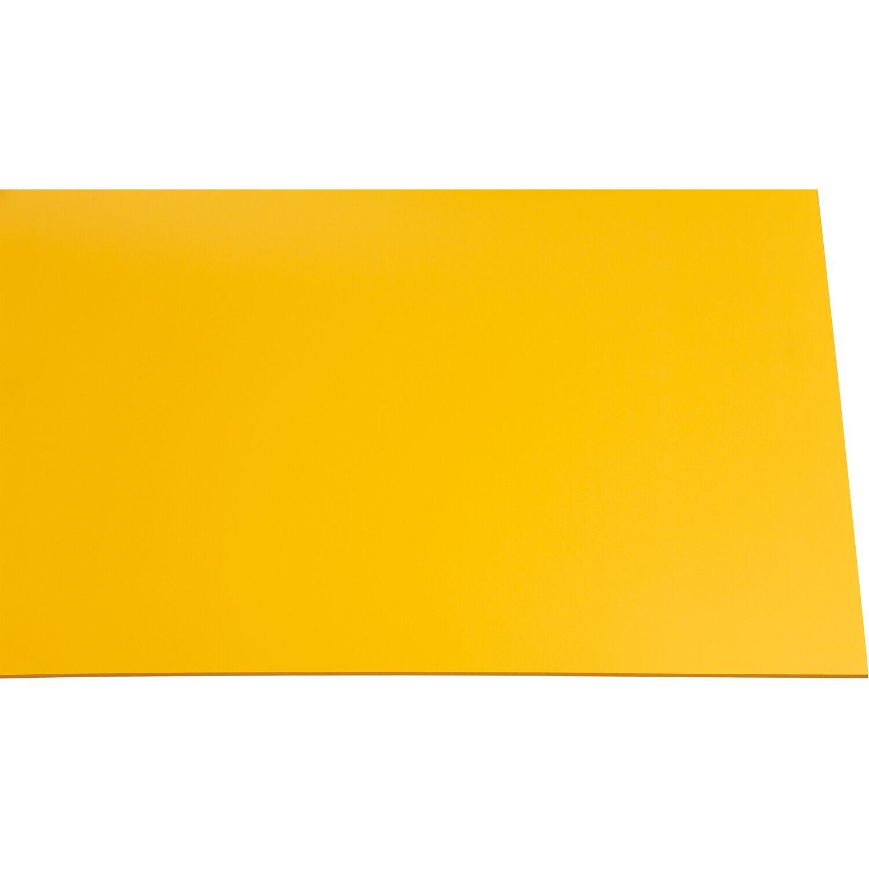 hobbycolor hartschaumplatte gelb 2050 mm x 1520 mm kaufen bei obi. Black Bedroom Furniture Sets. Home Design Ideas