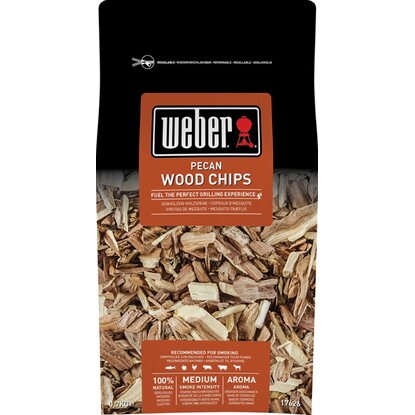 Weber Räucherchips Pecannussholz